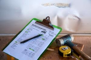 inspection checklist