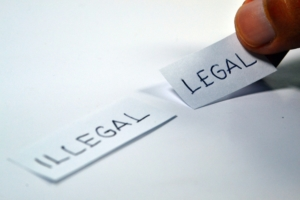 legally evicting tenants